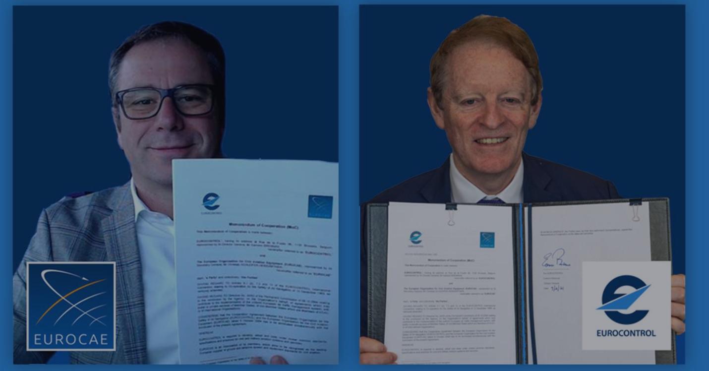 FoxATM - MoC between EUROCONTROL and EUROCAE